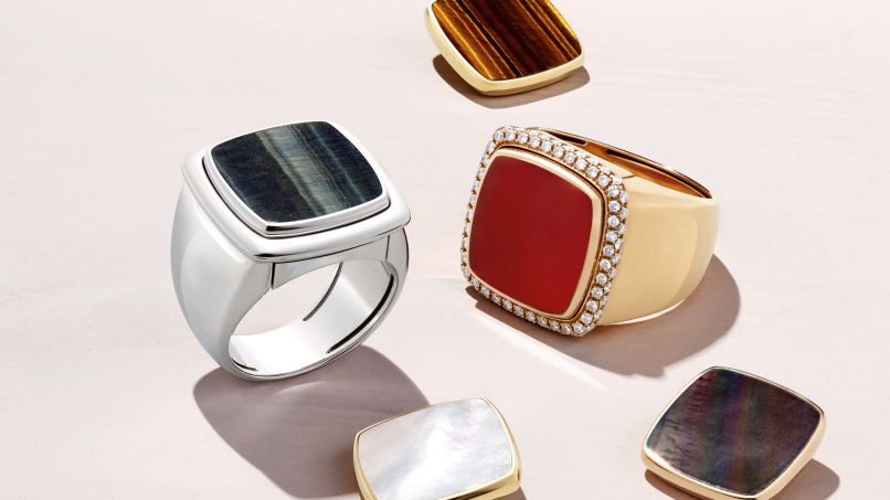 A new angle: Fred's Pain de Sucre launches flat top rings