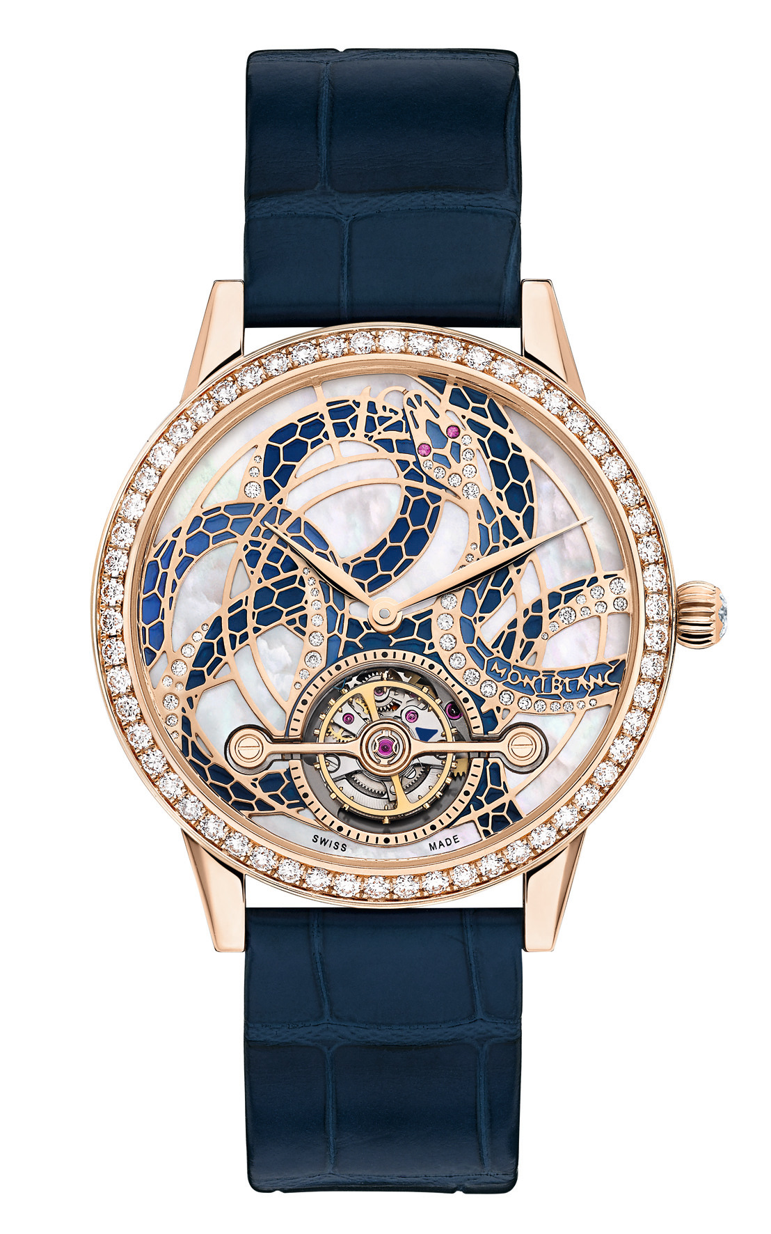 Trending: Horological masterpieces for ladies and gents, some very satisfying steak and a fragrance bottle to collect