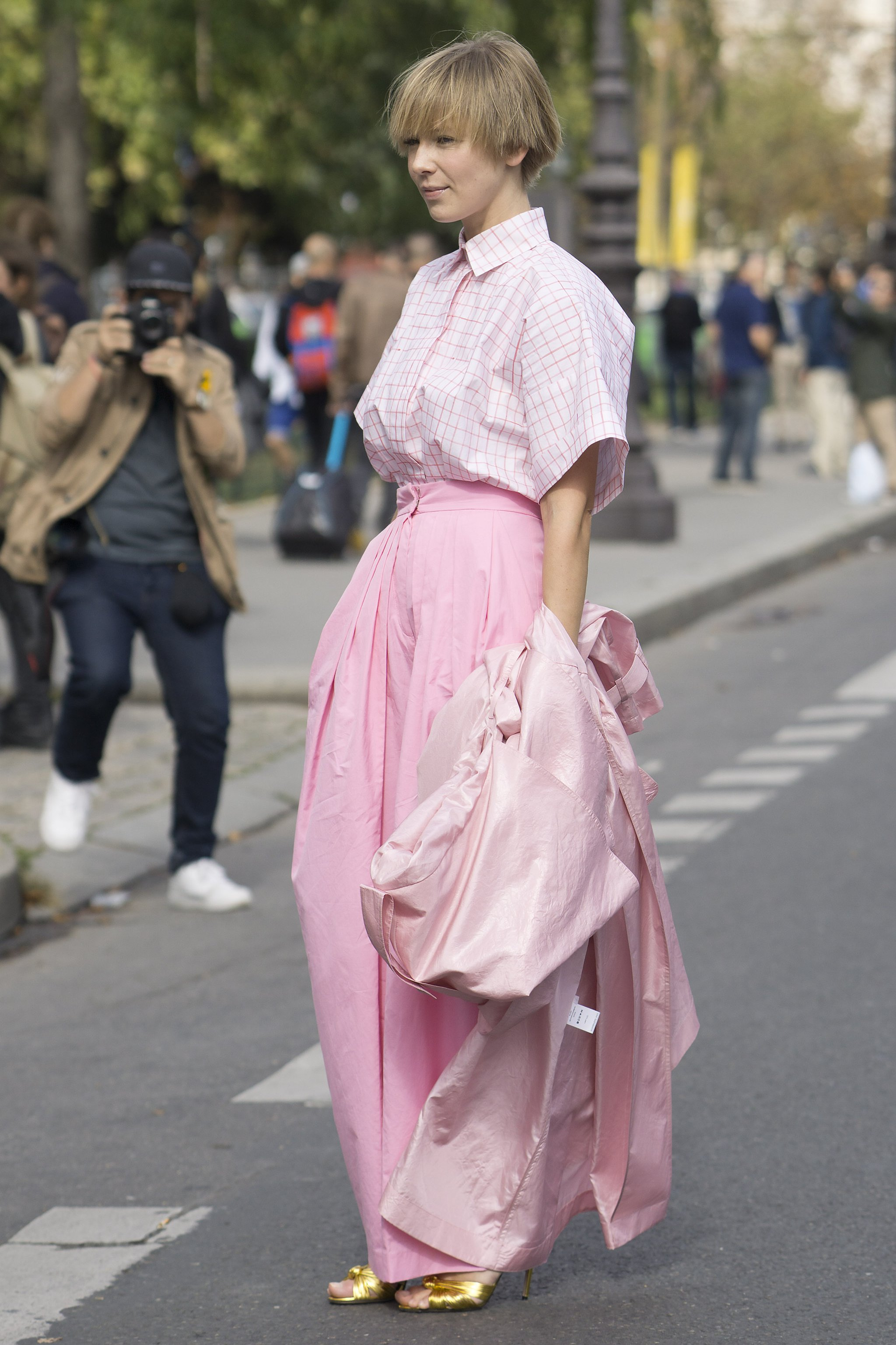 Steal Her Style: Think Pink