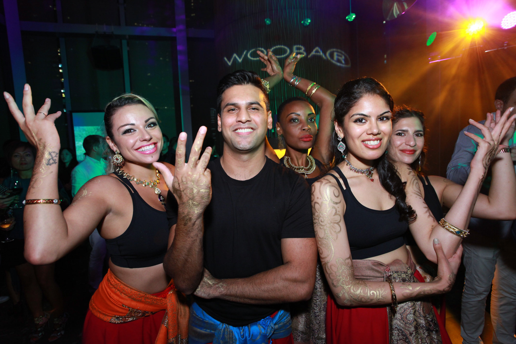 Gallery: W Hong Kong's 'Goa State of Mind' party