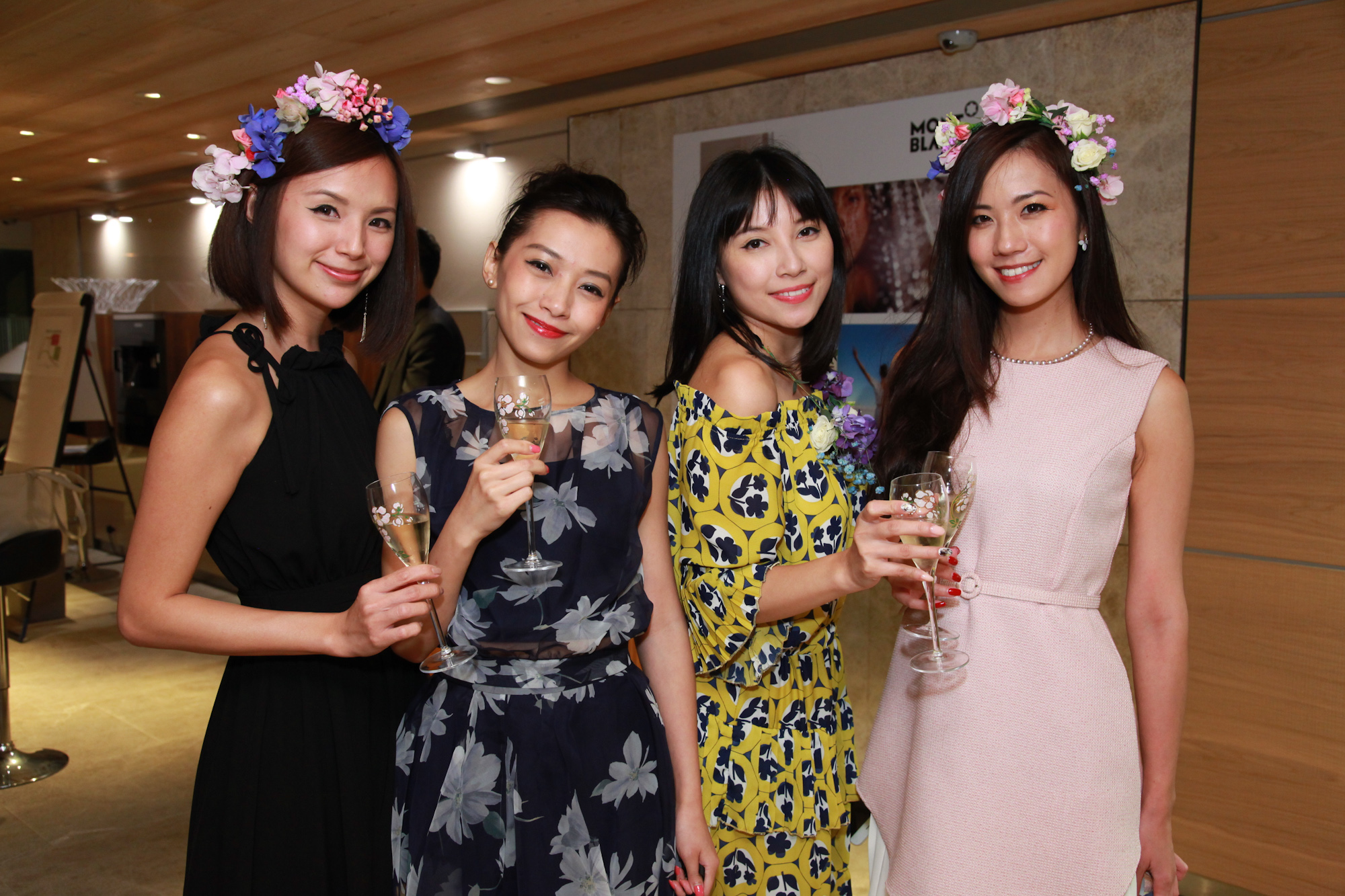 Gallery: Montblanc's 'The Bohème Way' cocktail party