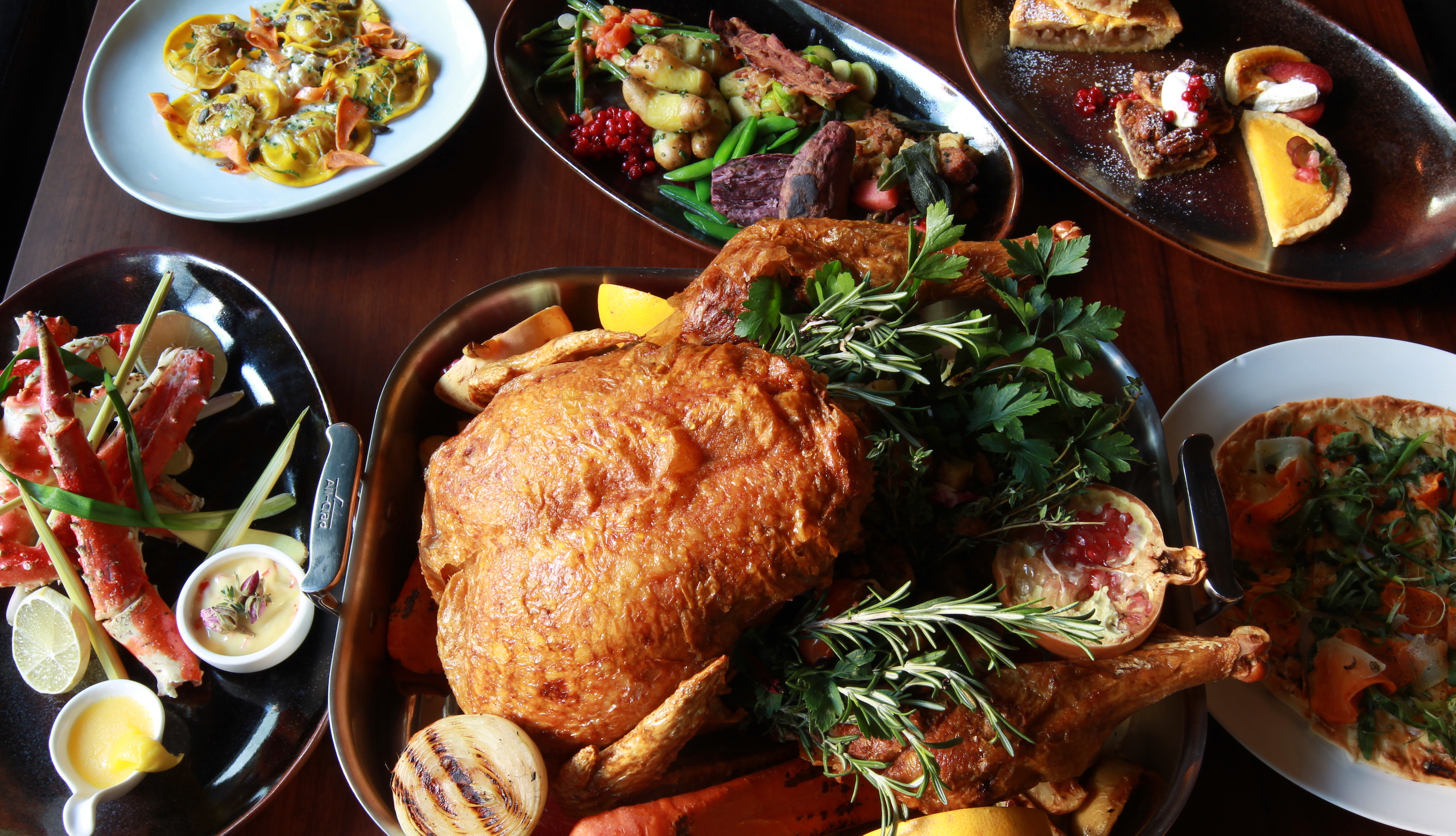 Where to eat in Hong Kong for Thanksgiving 2016
