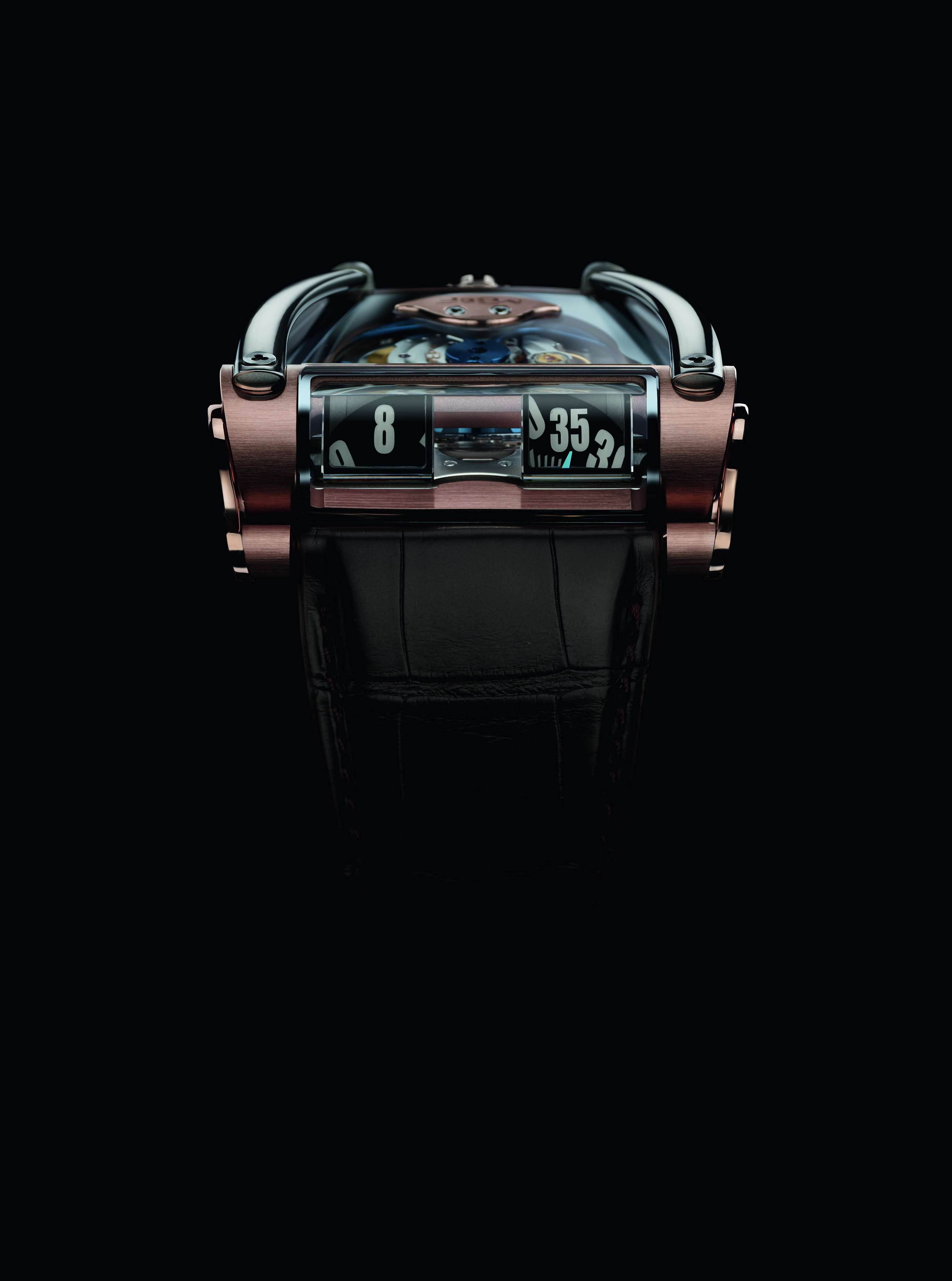 """Face Time: MB&F HM8 """"Can-Am"""""""