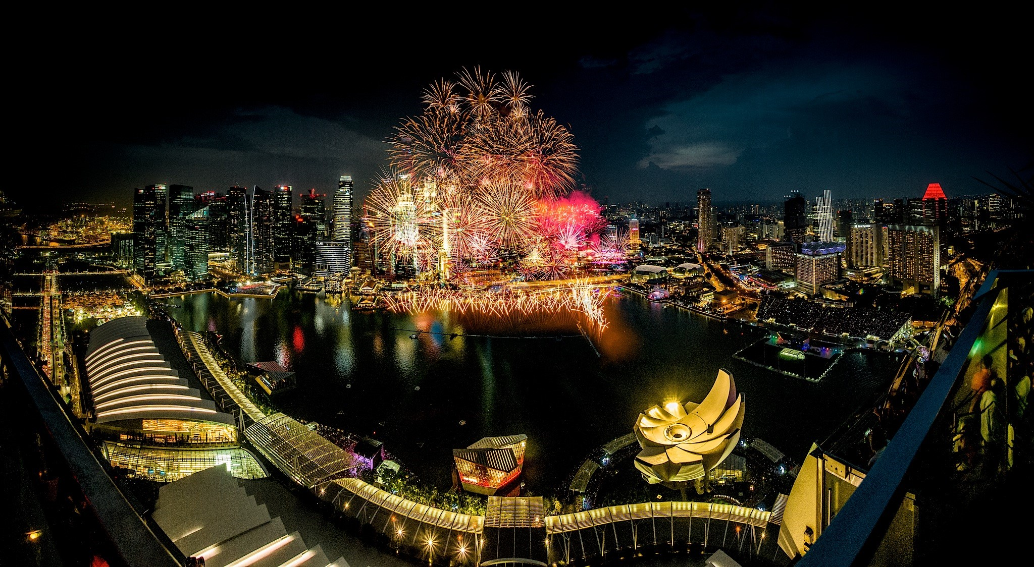 7 best New Year's Eve parties around the world