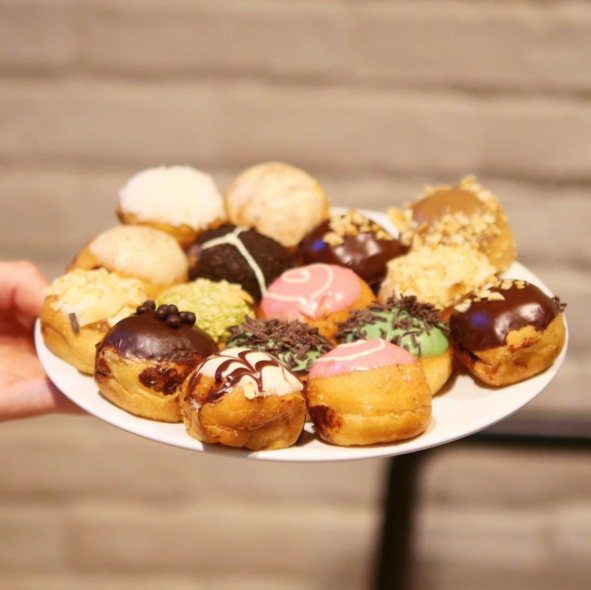 Donuts at J.CO Donuts & Coffee