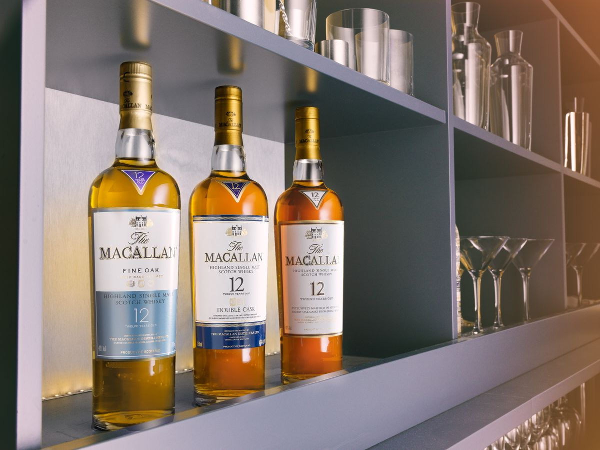 The Macallan Trilogy: When two's just not enough