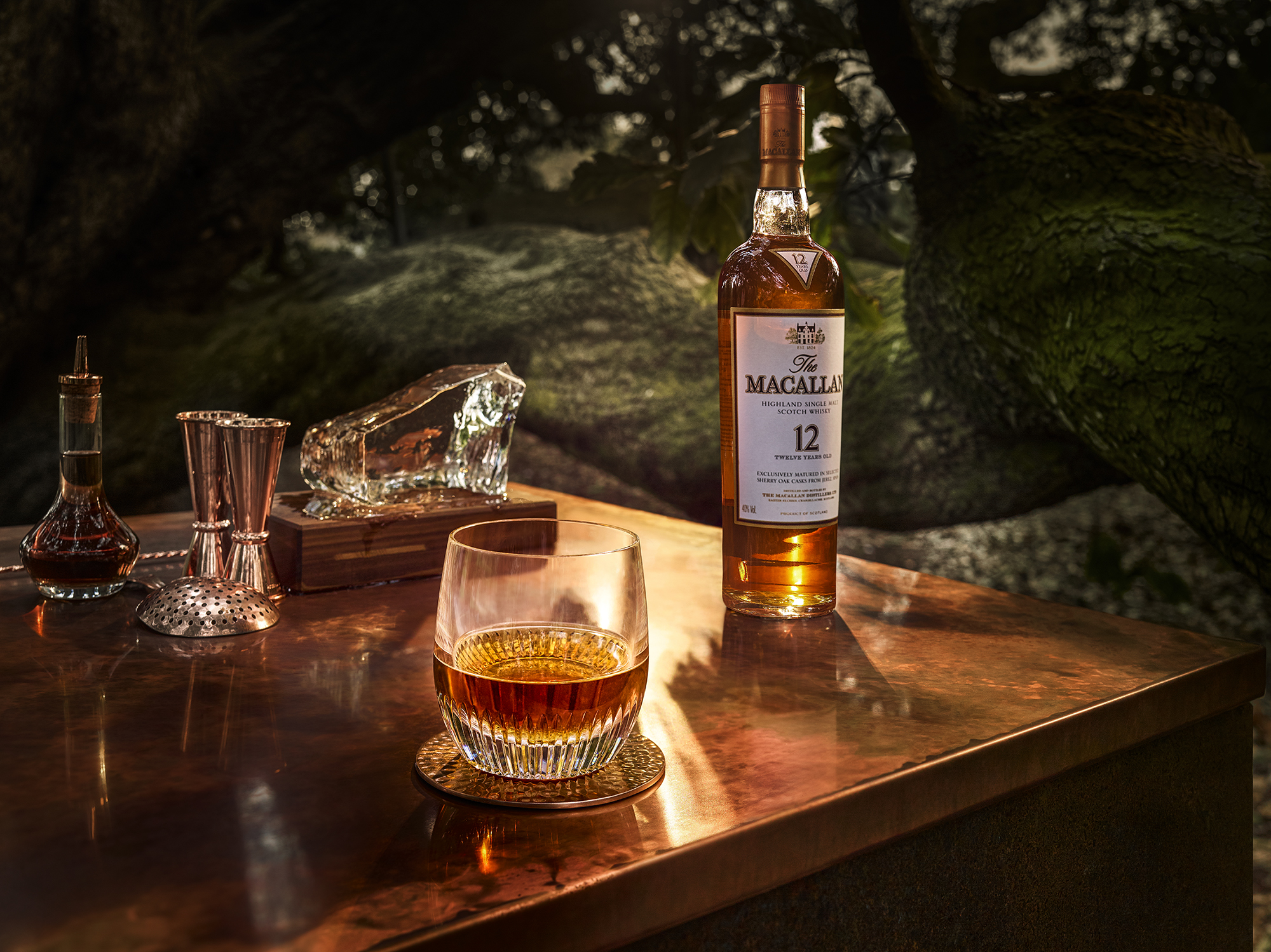 3 cocktails to make with The Macallan Trilogy