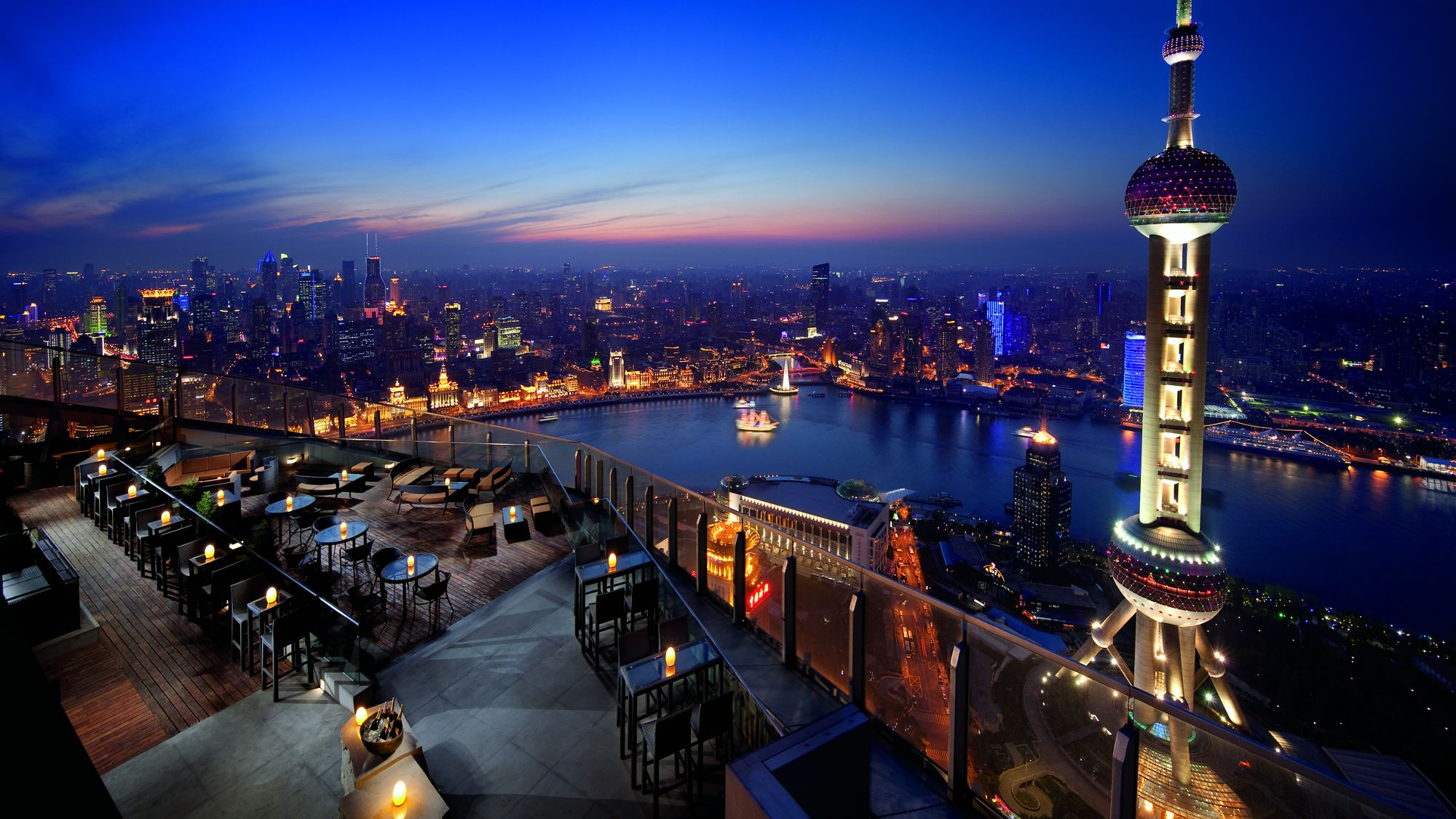 Living the high life: 10 best rooftop bars in Asia