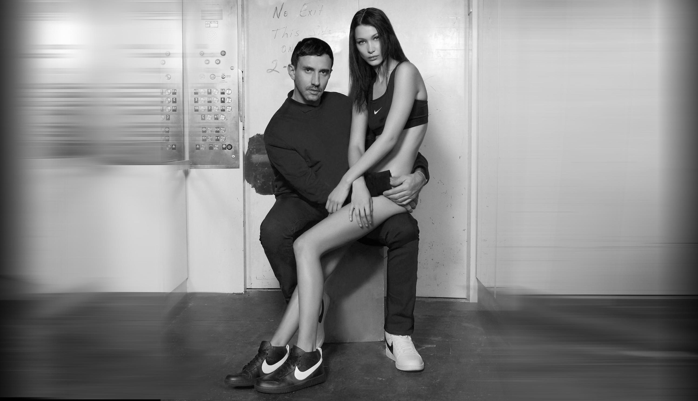Riccardo Tisci unveils a luxurious new take on the Nikelab Dunk