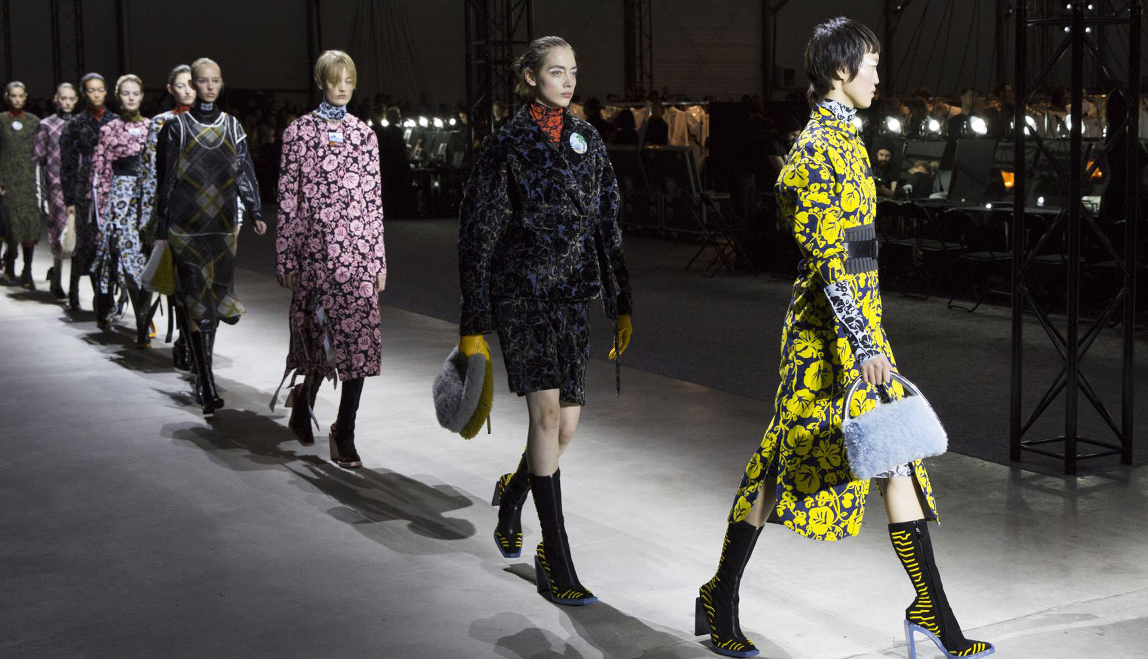 Top 10 trends from Fashion Week Fall/Winter 2017