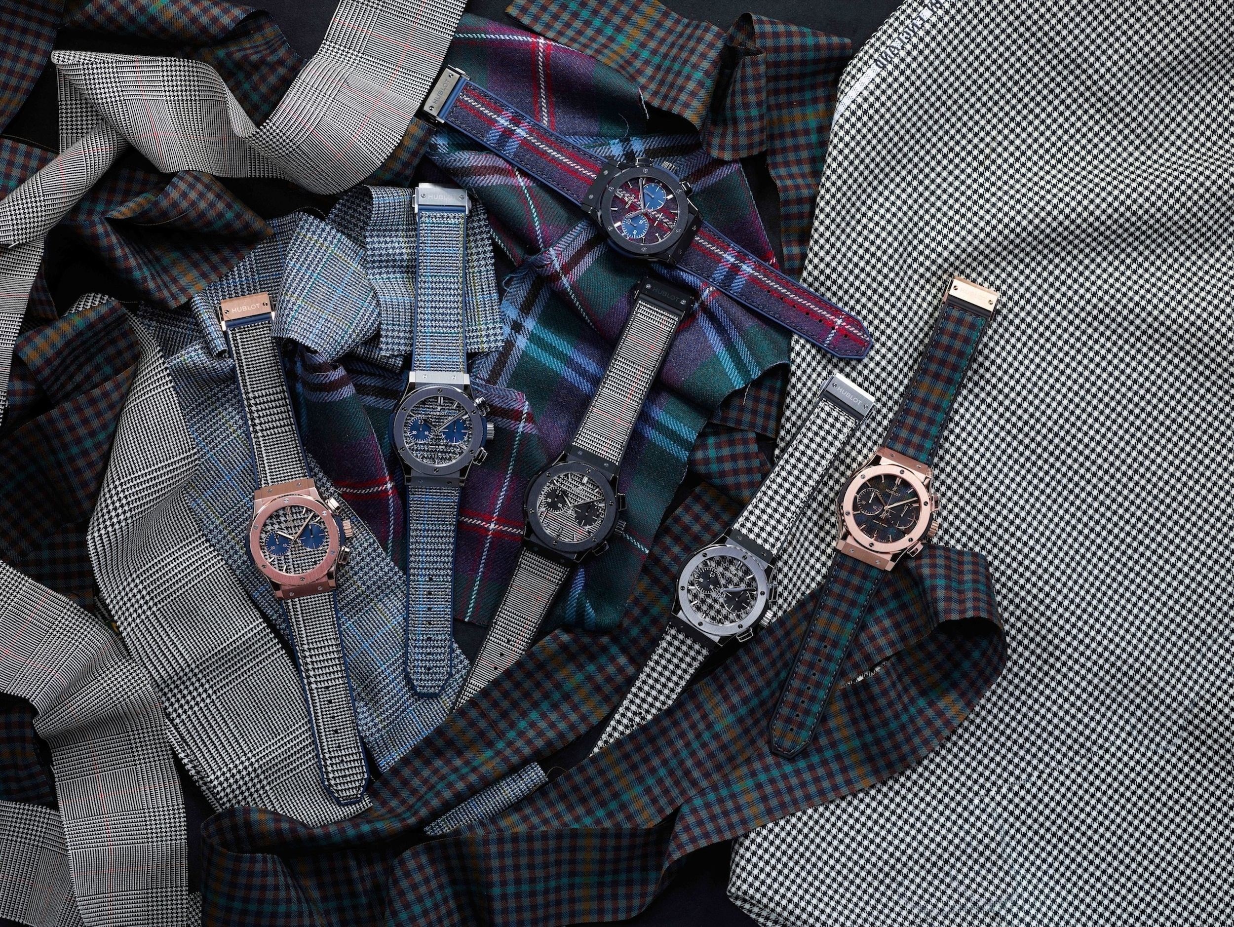 Pre-Baselworld 2017: Hublot Classic Fusion Italia Independent collection