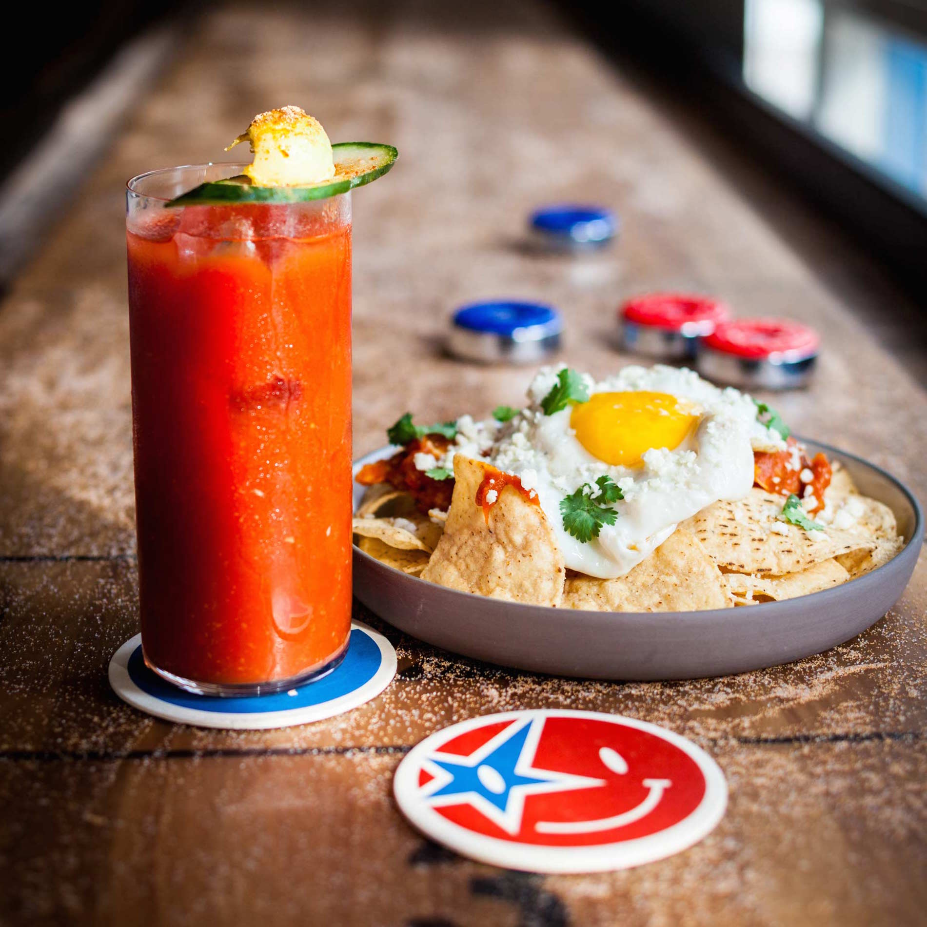 Recover from your hangover at Crackerjack