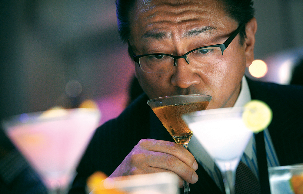Explore the intricacies of Japanese cocktails
