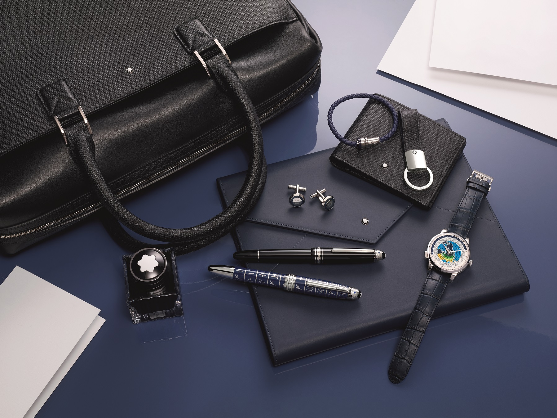 Montblanc for UNICEF collection makes writing a gift