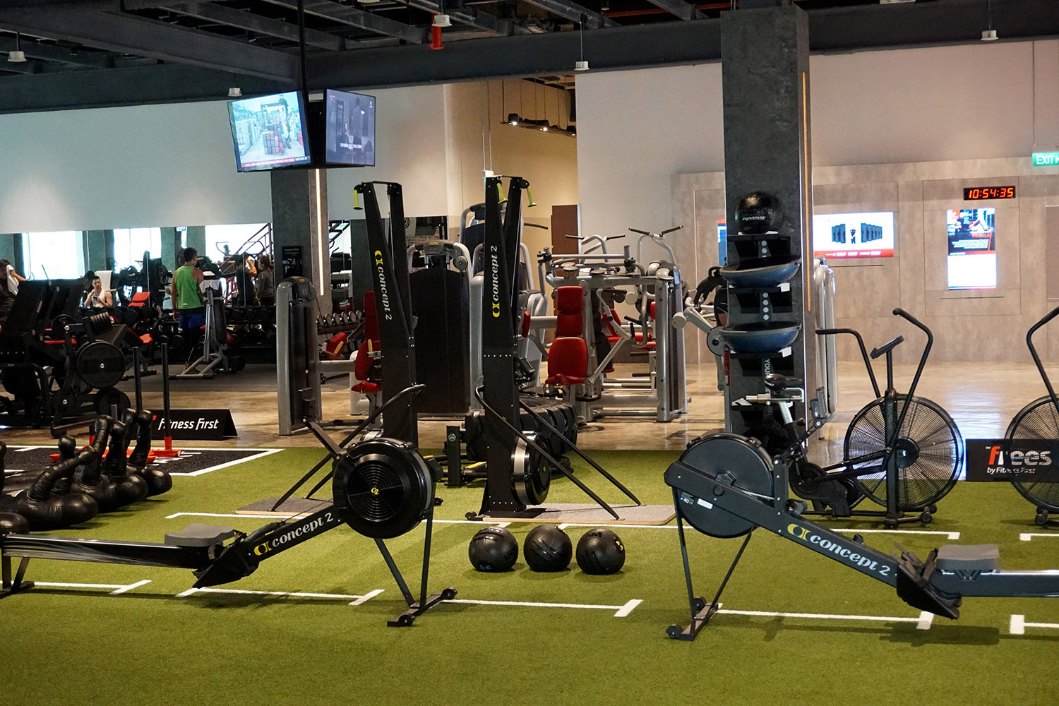 Fitness First Bugis Junction: 5 classes to try now