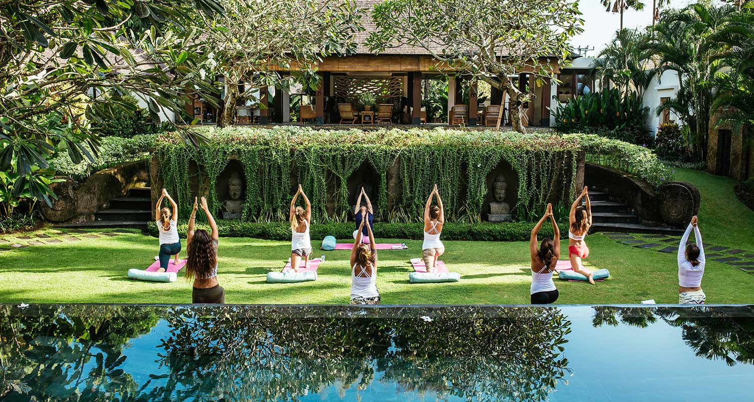 These luxurious yoga retreats in Asia are perfect for mother-child bonding