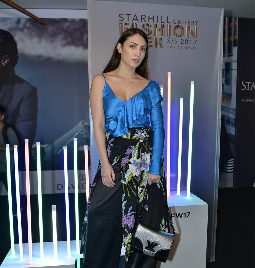 Spotted: Best dressed at Starhill Gallery Fashion Week SS17 grand launch