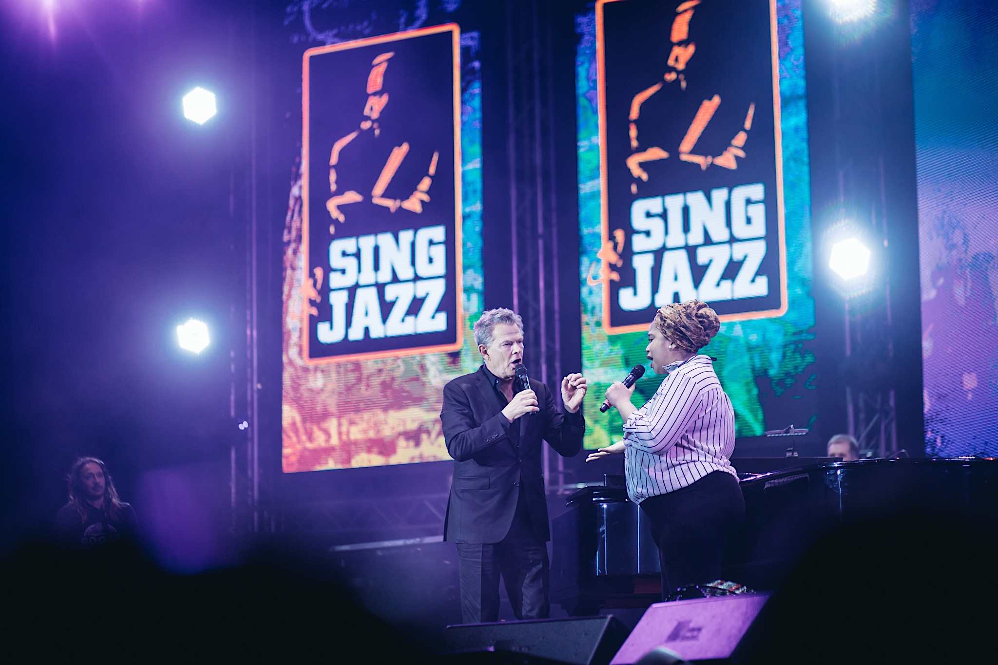 Were you spotted at Sing Jazz 2017?