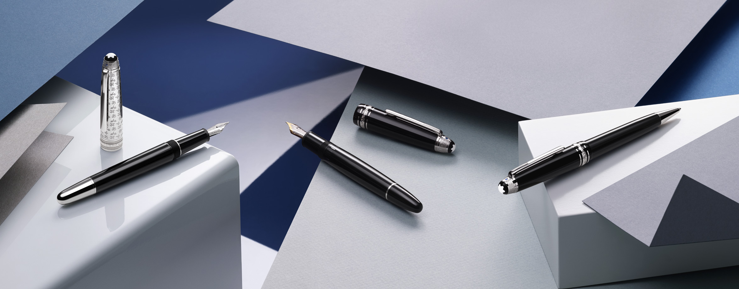 Montblanc collaborates with UNICEF on writing with a conscience