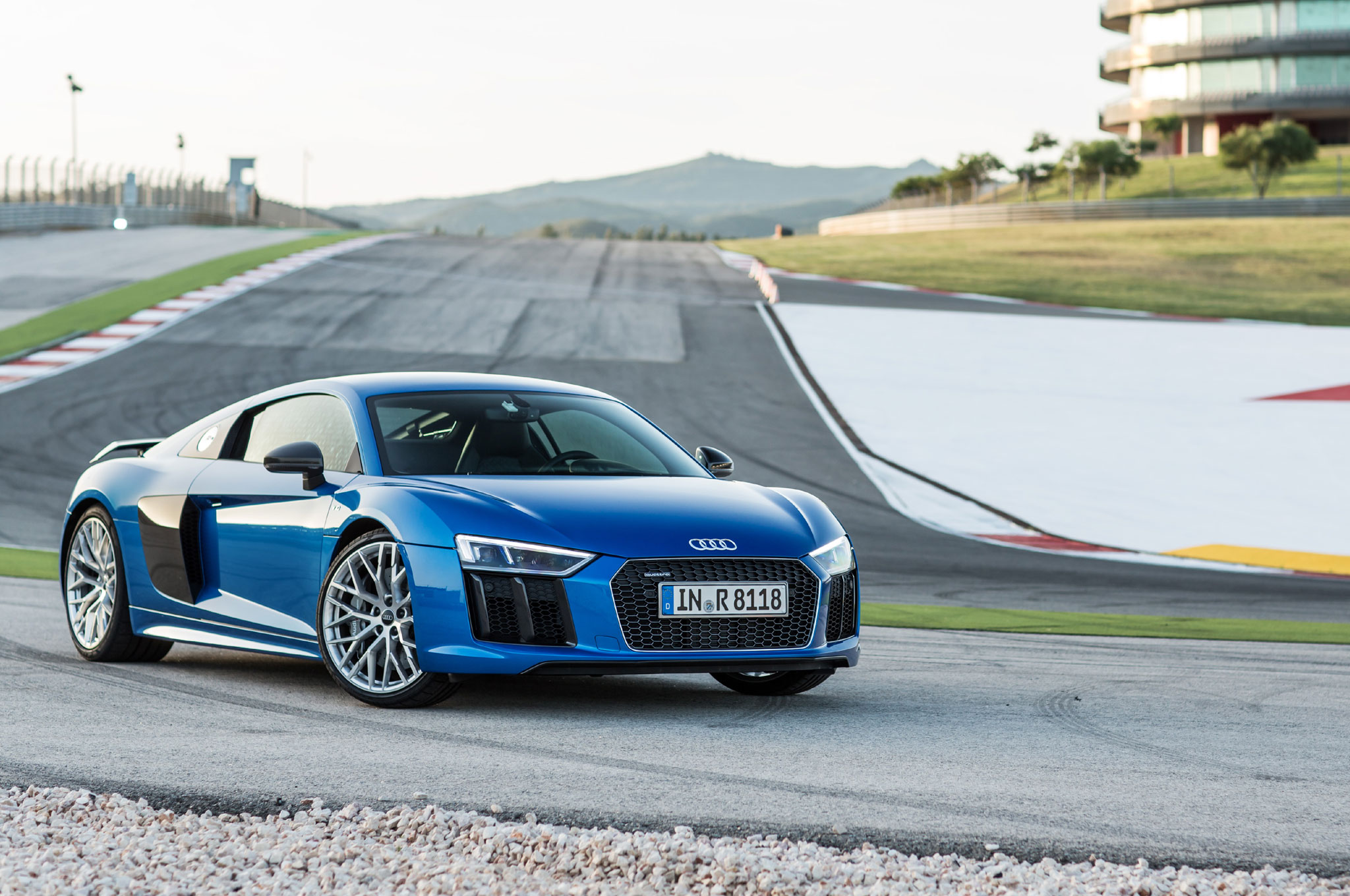 Overdrive: 2017 Audi R8 V10 Plus is its most powerful production model ever