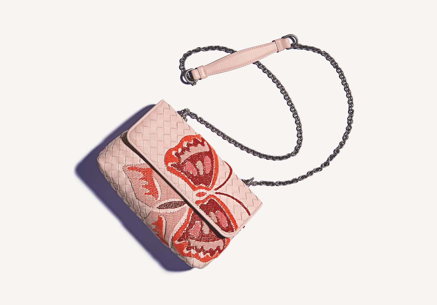 Bottega Veneta launches an Asia-exclusive Butterfly collection