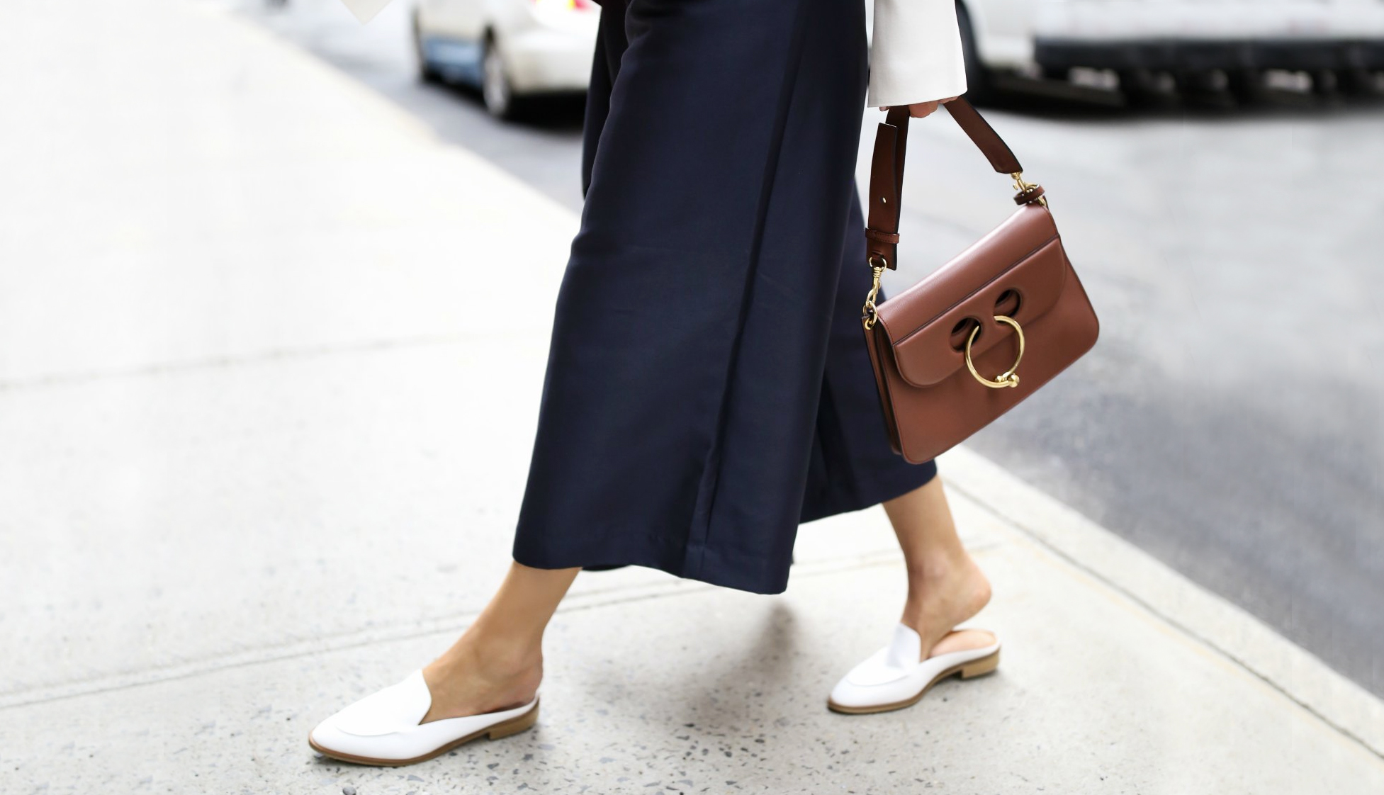 How to wear the hottest shoe trend of the season