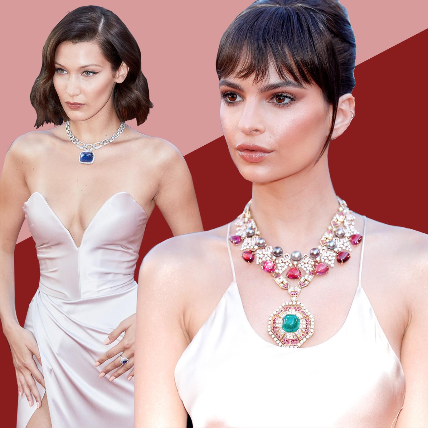 Steal her style: Bella Hadid & Emily Ratajkowski's twinning Cannes looks