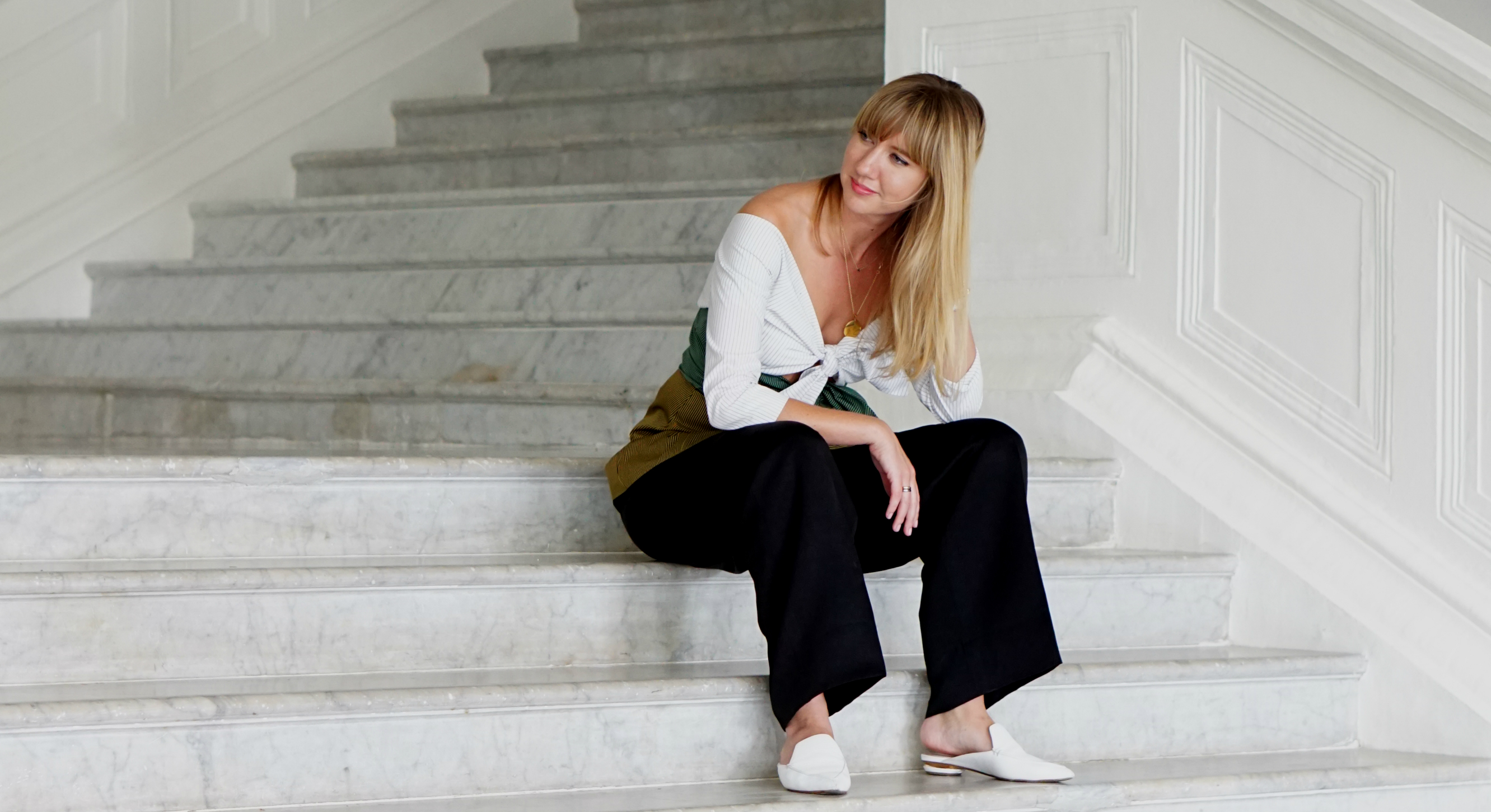 Check out: New York, by Lisa Aiken, Net-a-Porter's retail fashion director
