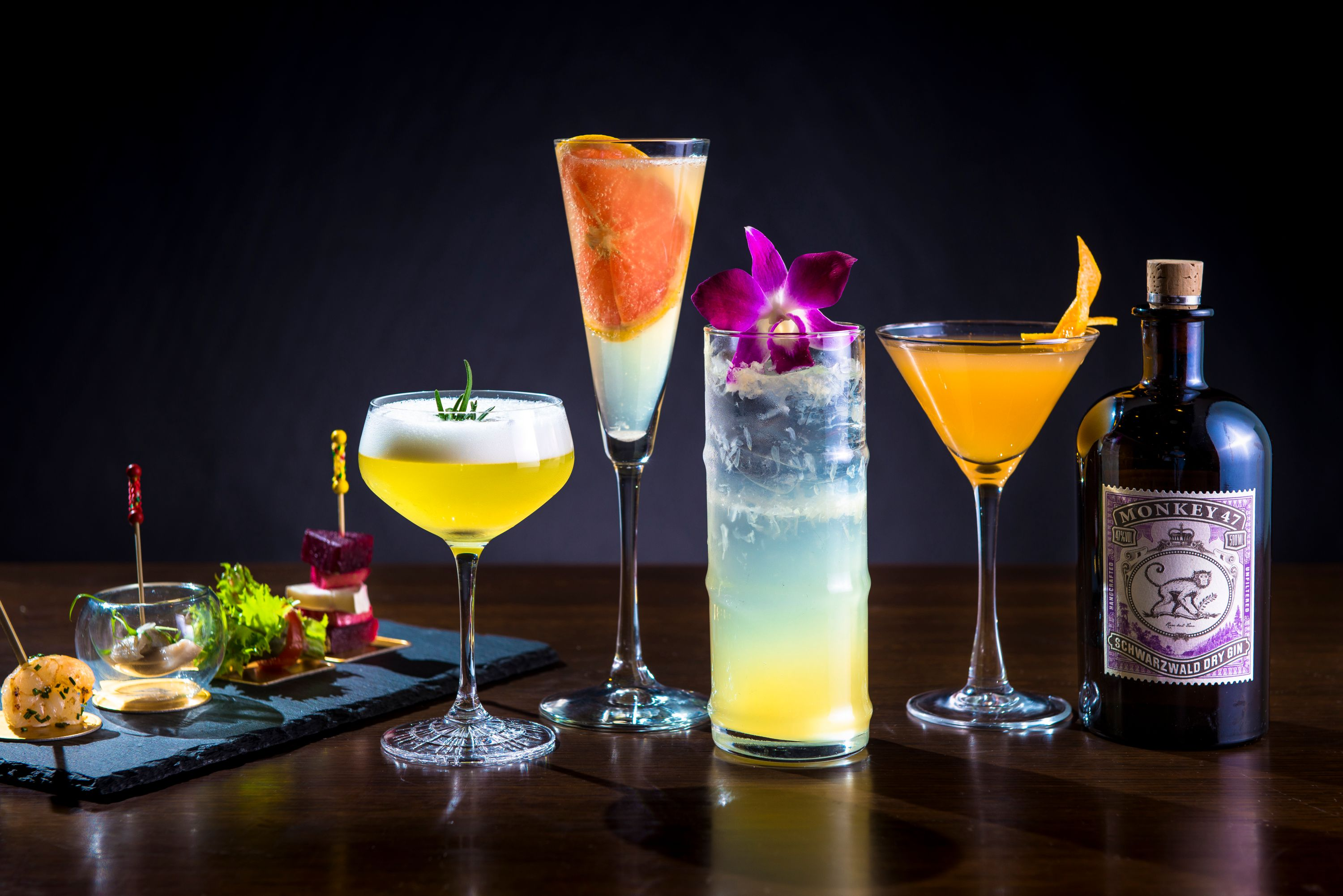 Sip on Monkey 47 gin cocktails created by 28 Hong Kong Street's former head  barman | Lifestyle Asia Hong Kong