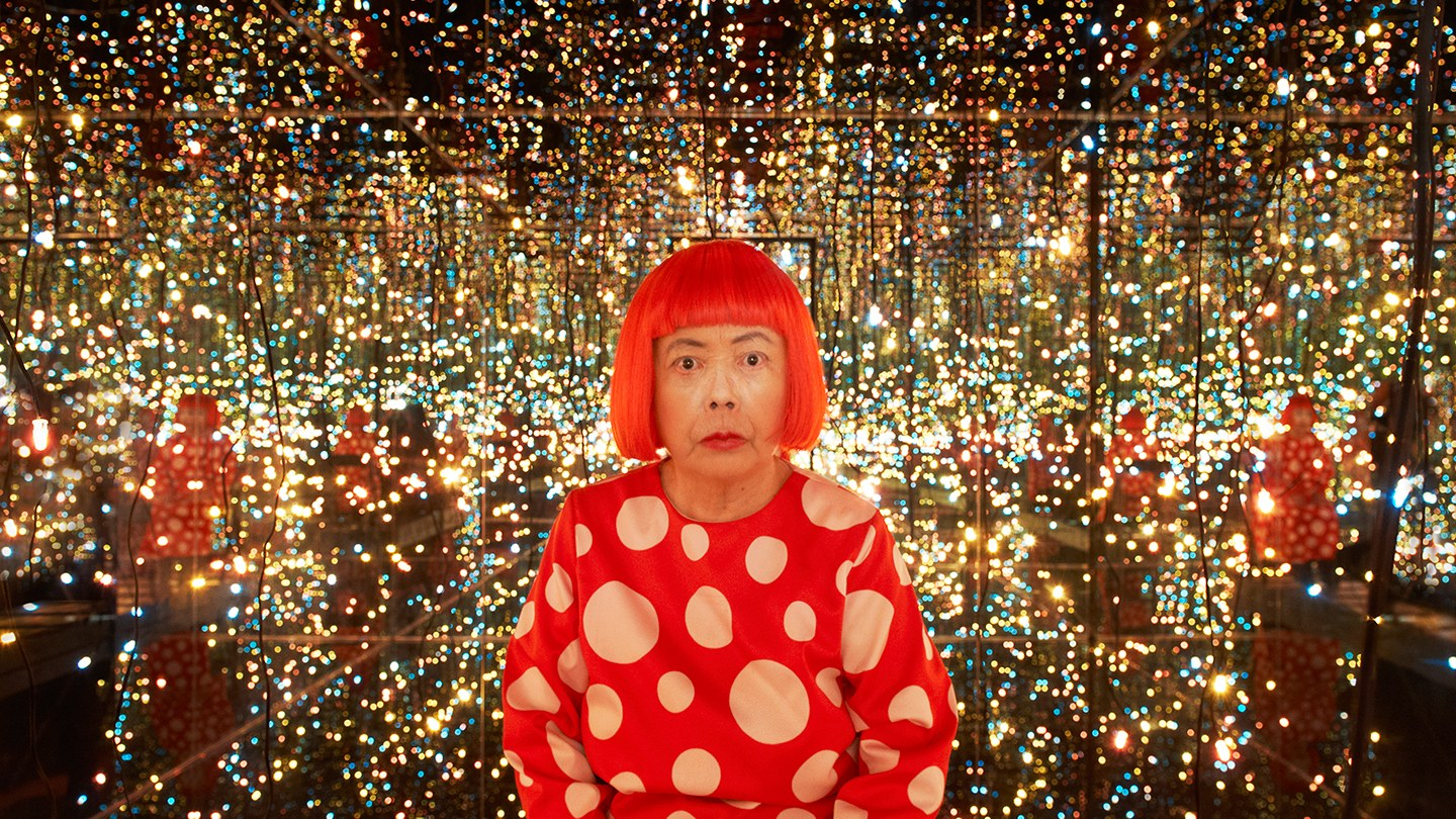Icons before Instagram: How Yayoi Kusama changed fashion as we know it