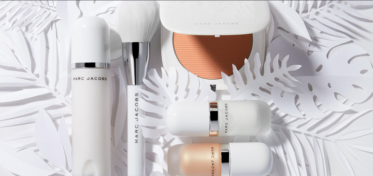 Get the perfect sun-kissed glow with Marc Jacobs Beauty's Coconut Glow collection
