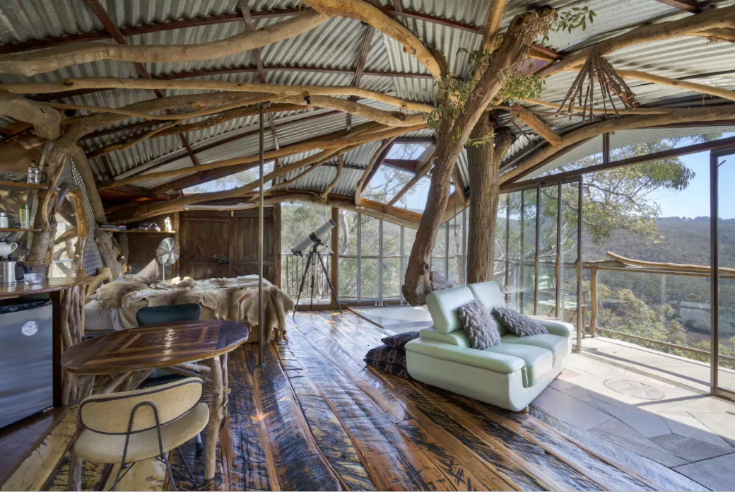 Treehouse Blue Mountains, New South Wales