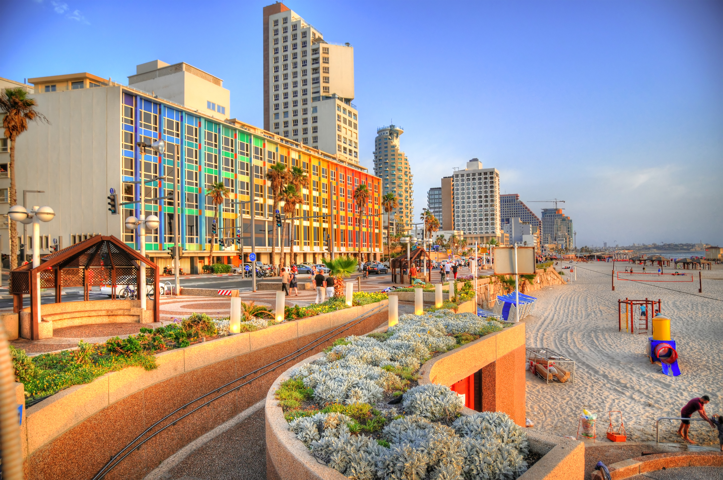 10 reasons why Tel Aviv should be your next holiday destination