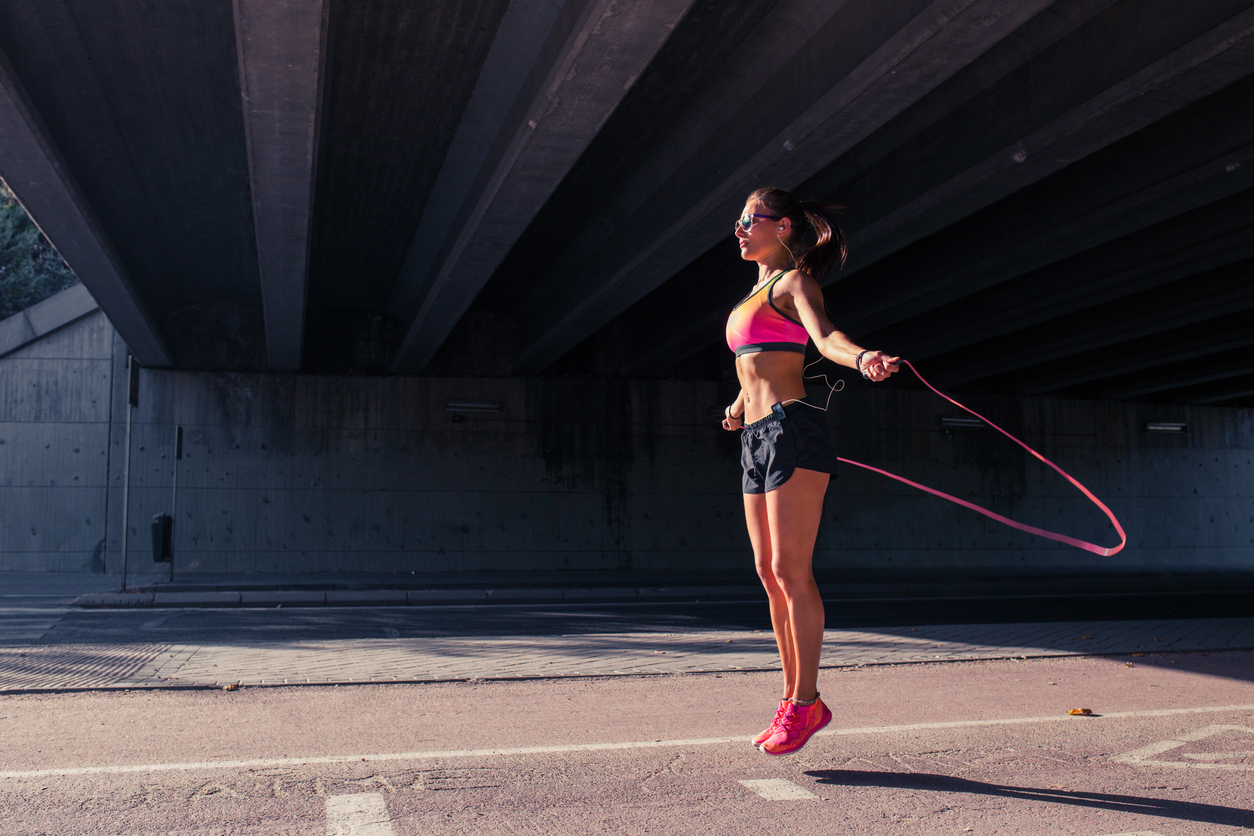 Jumping rope: 5 surprising benefits of this simple workout