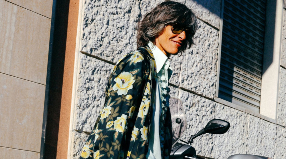 Steal her style: Ana Gimeno Brugada borrows from the boys