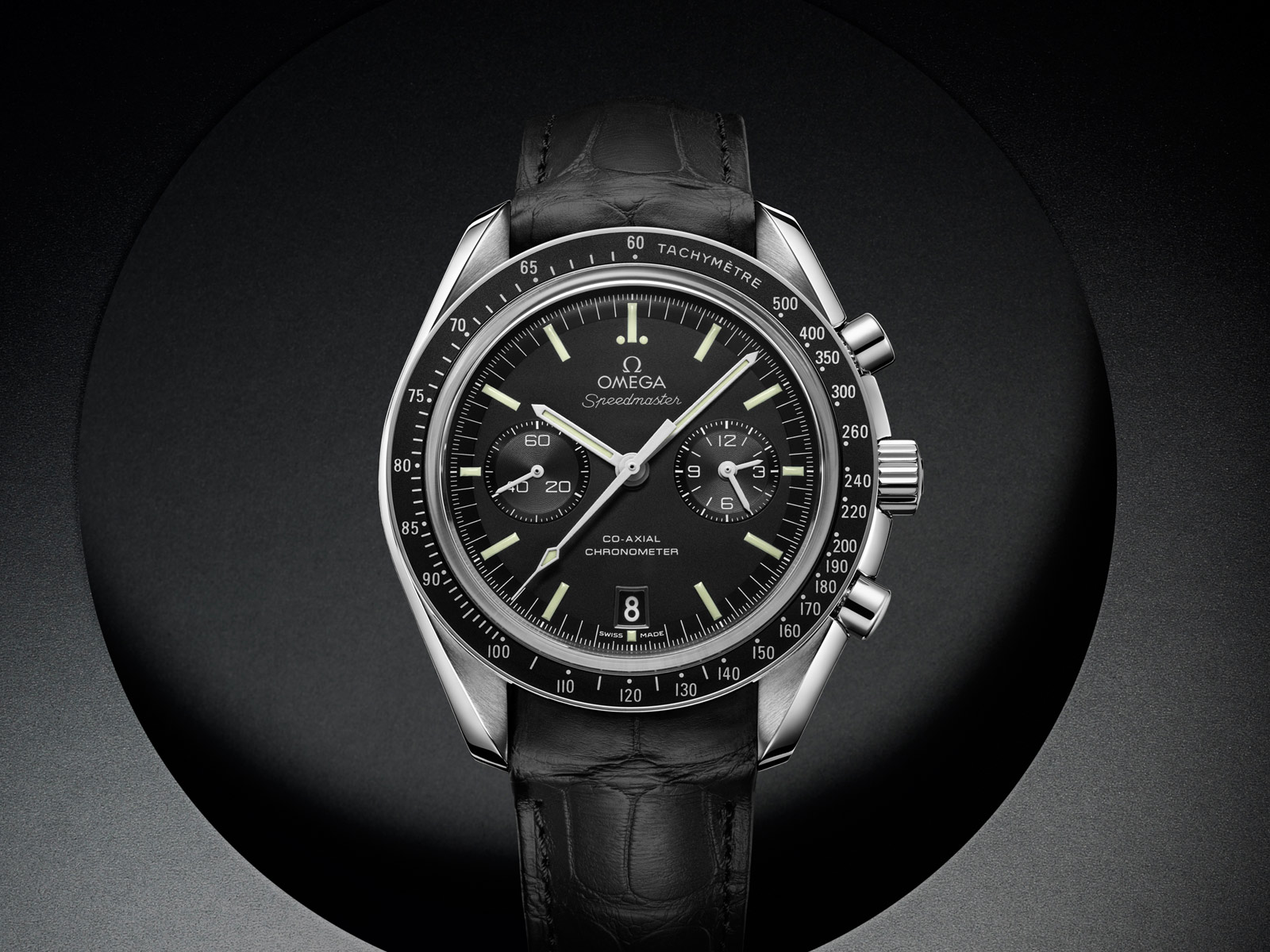 """Go behind the legend at OMEGA's """"Speedmaster 60th Anniversary Exhibition"""""""