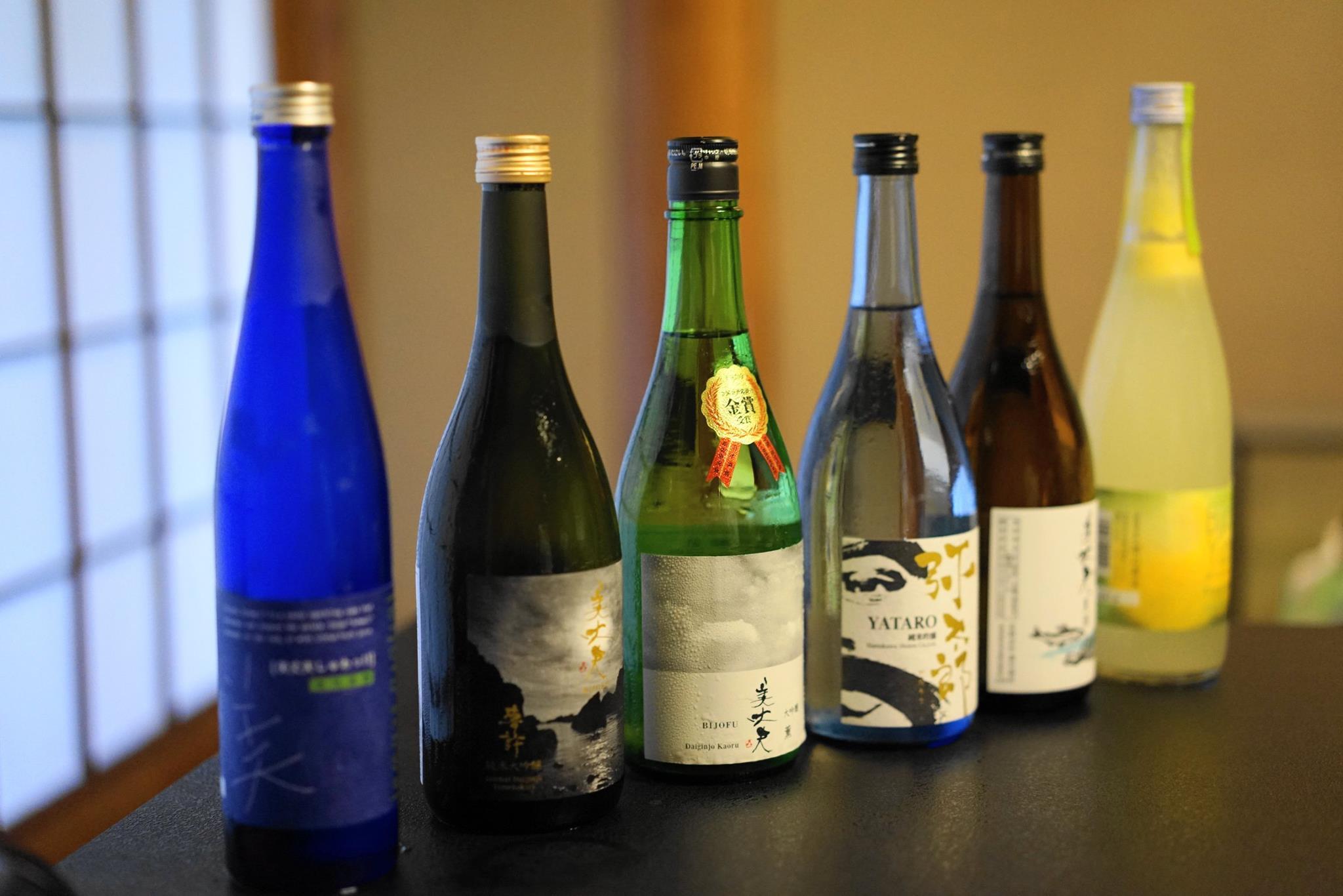 Perfect pairings: fine artisanal cheese and rare Japanese sake