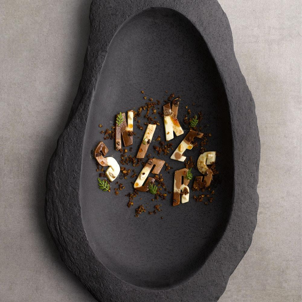 Restaurant André, two Michelin stars