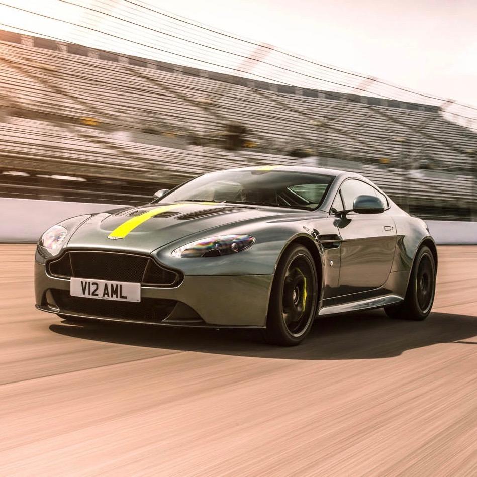 Aston Martin Vantage V12 AMR