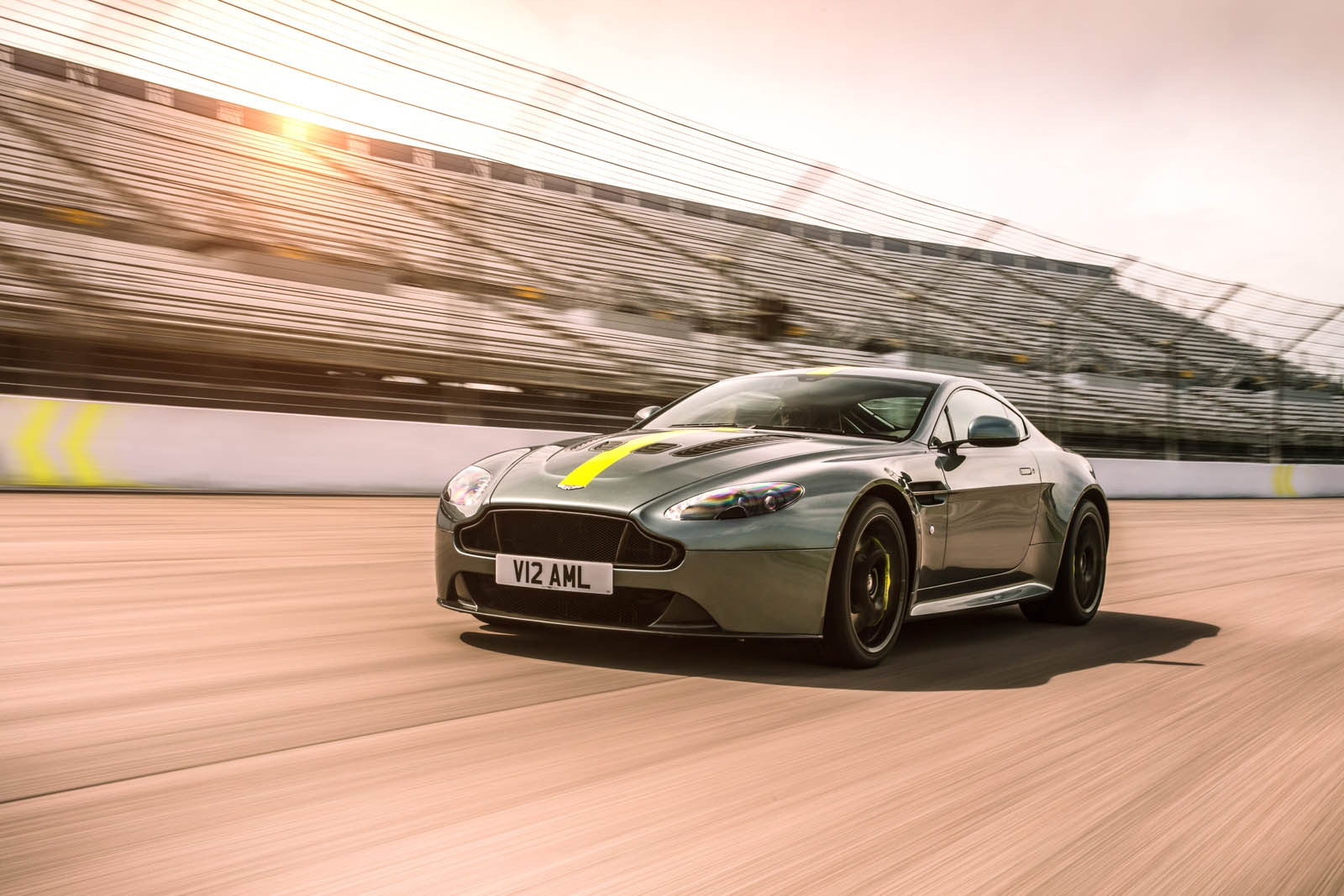 Fast track: 5 luxury cars with racing makeovers