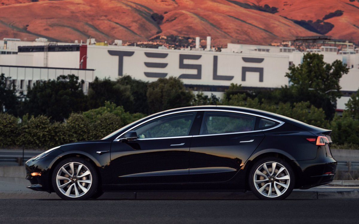 Tesla Model 3: Elon Musk teases with the first production of his game-changing car