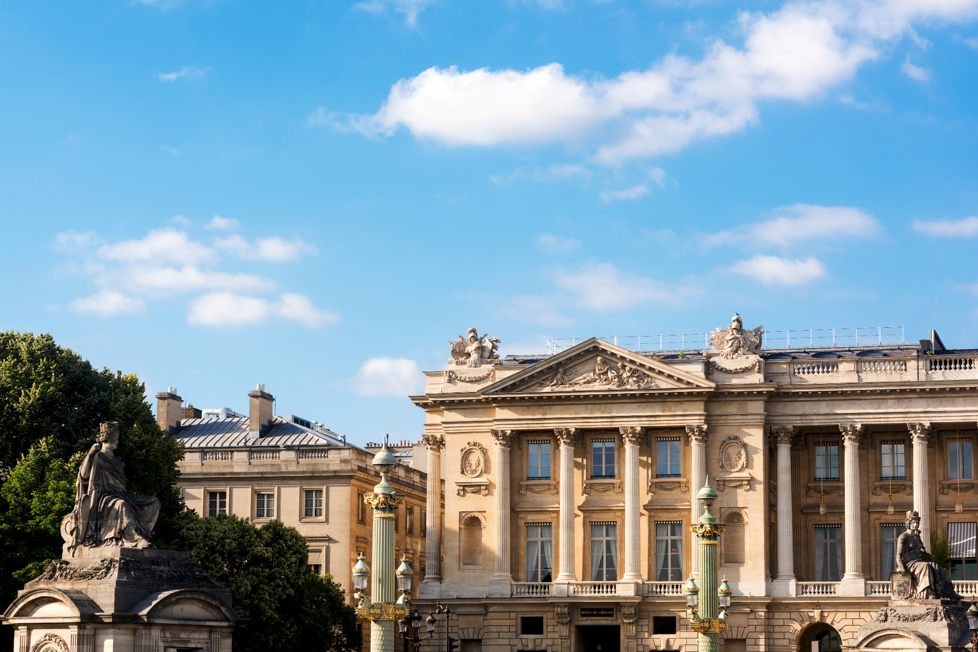 The iconic Hôtel de Crillon opens its doors after a four-year restoration