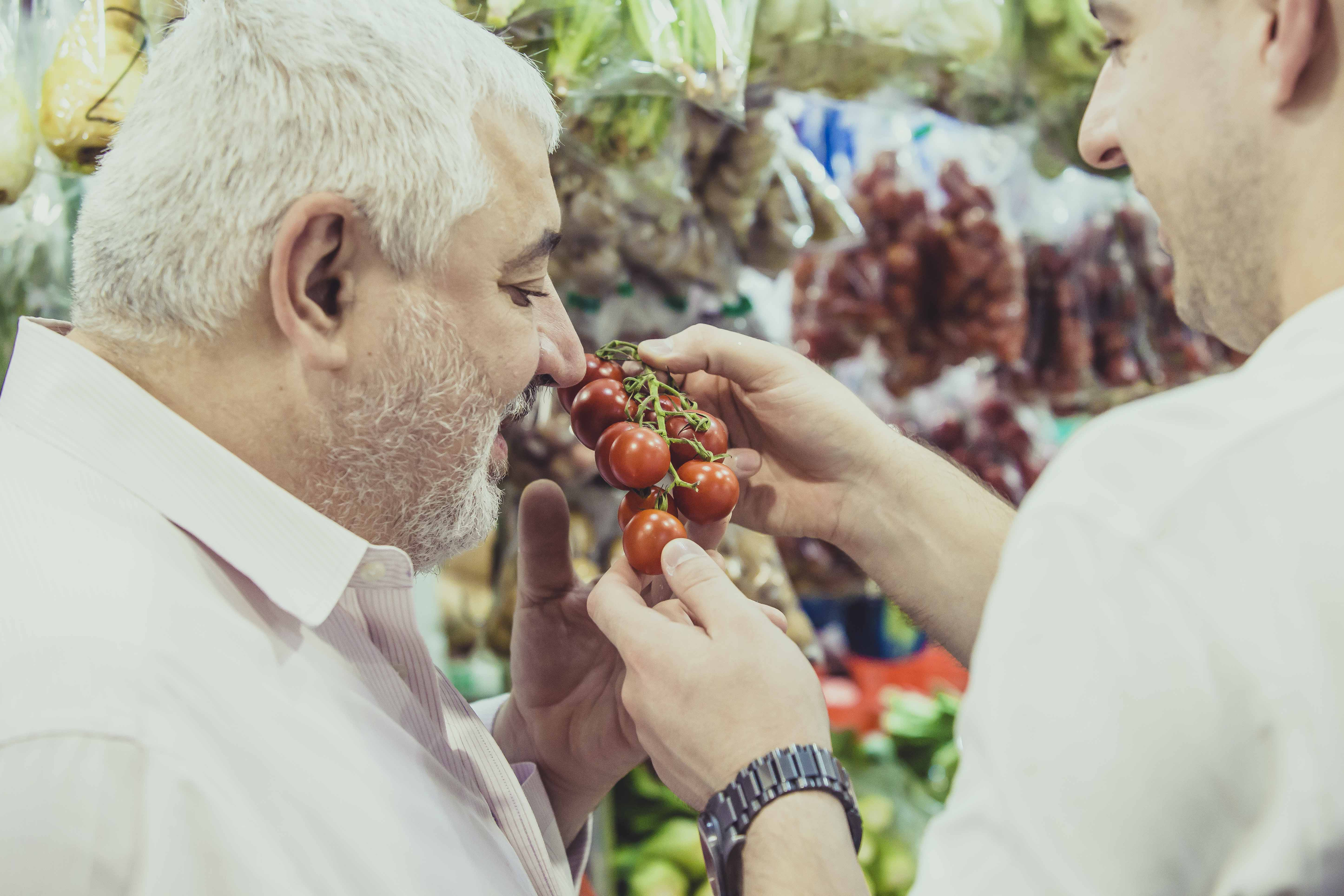 Get up close and personal with your vegetables