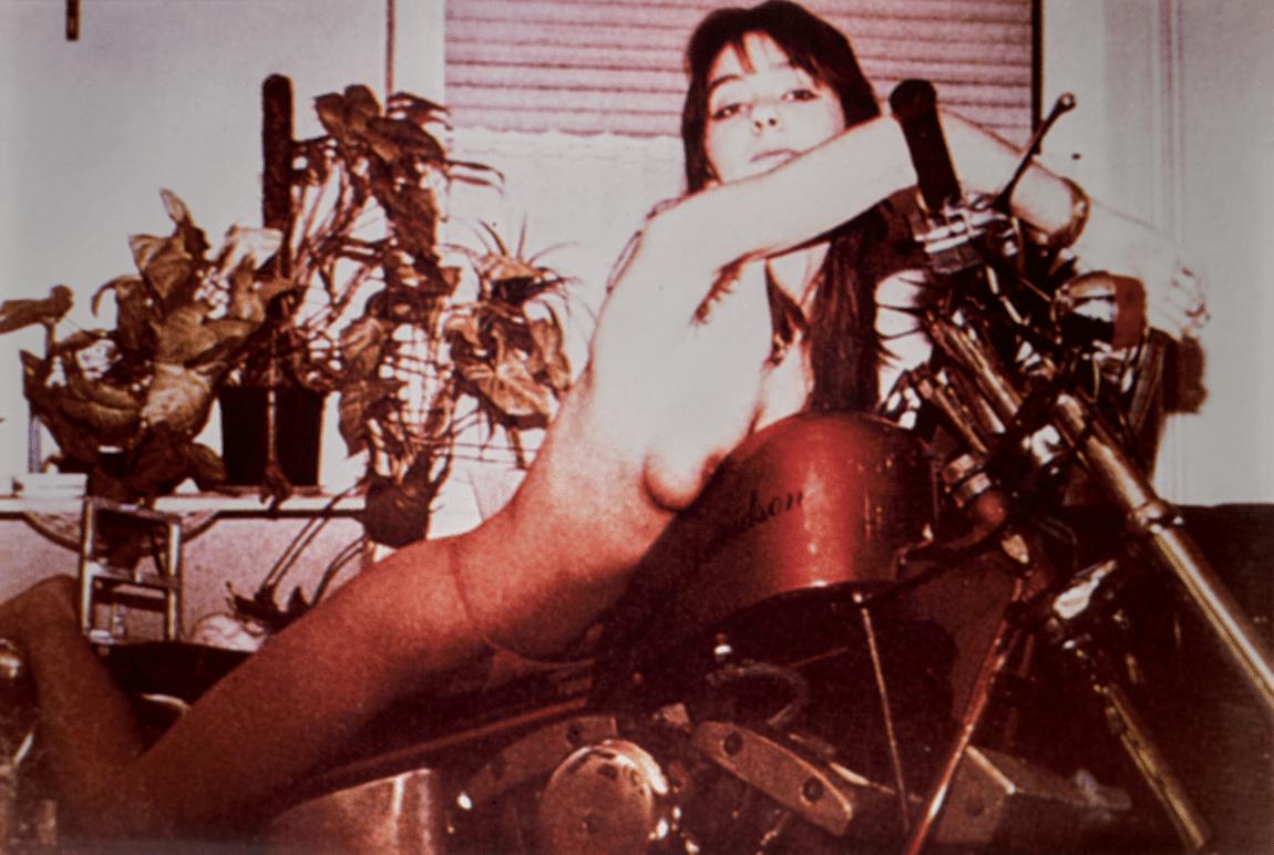 Untitled (Girlfriend) (1993) by Richard Prince