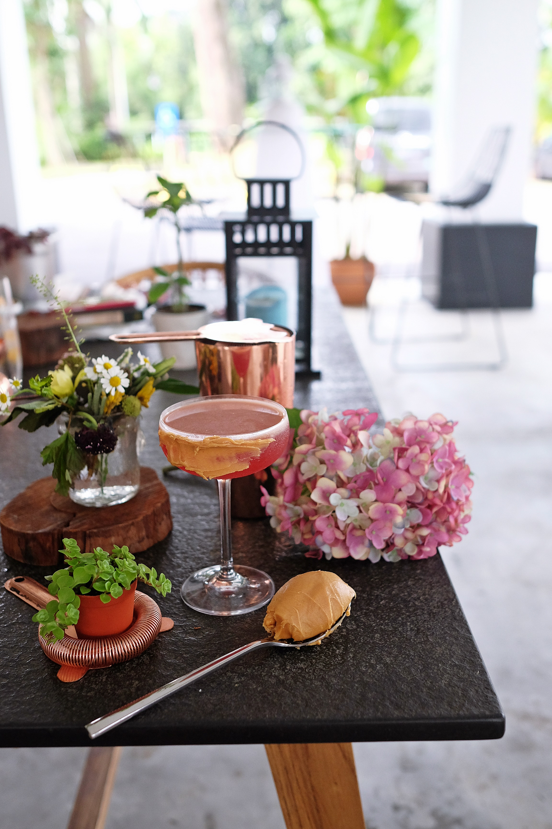 Review: Wildseed Bar pairs garden-to-glass cocktails with hearty grilled meats