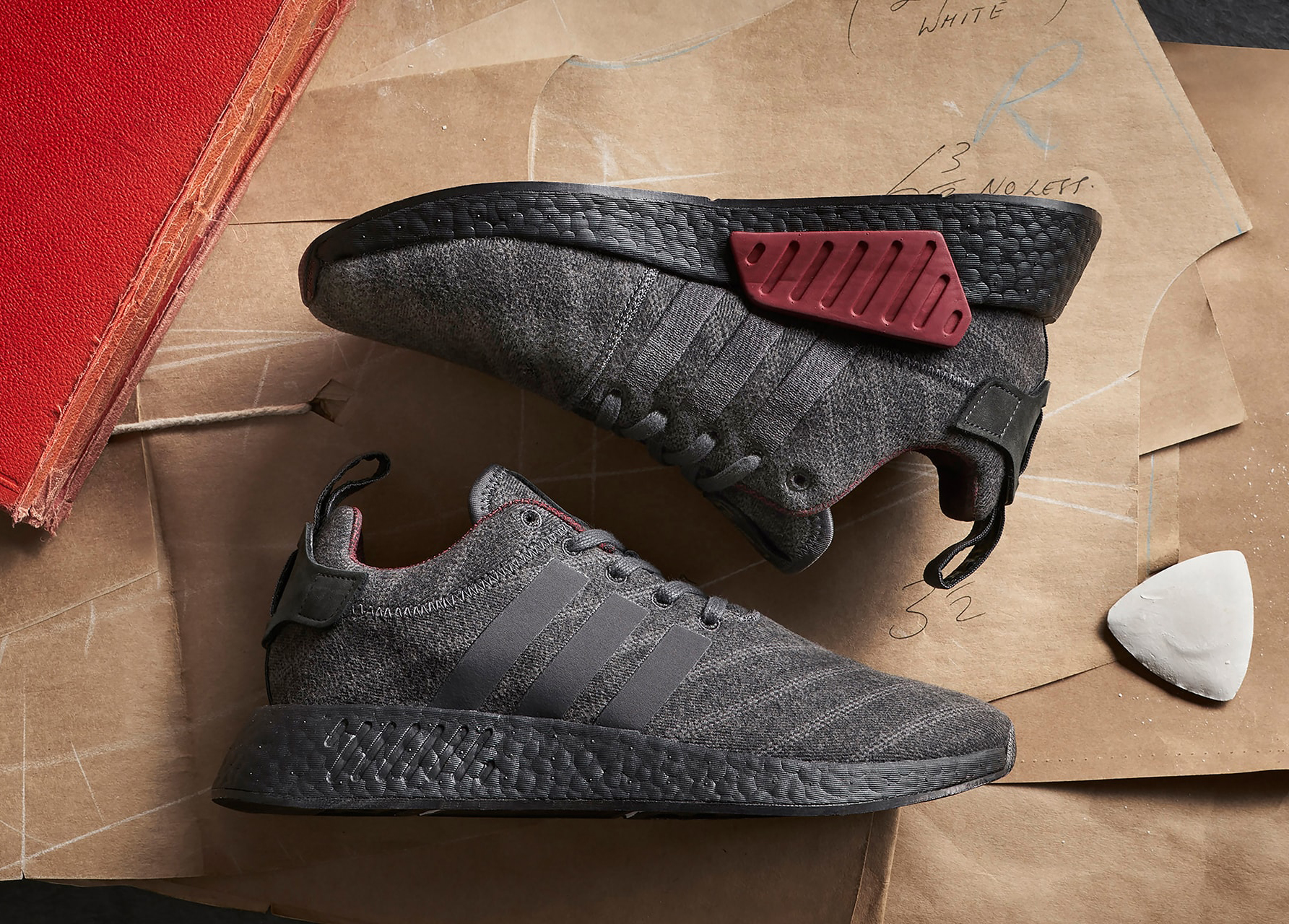 Adidas x Henry Poole NMD sneakers