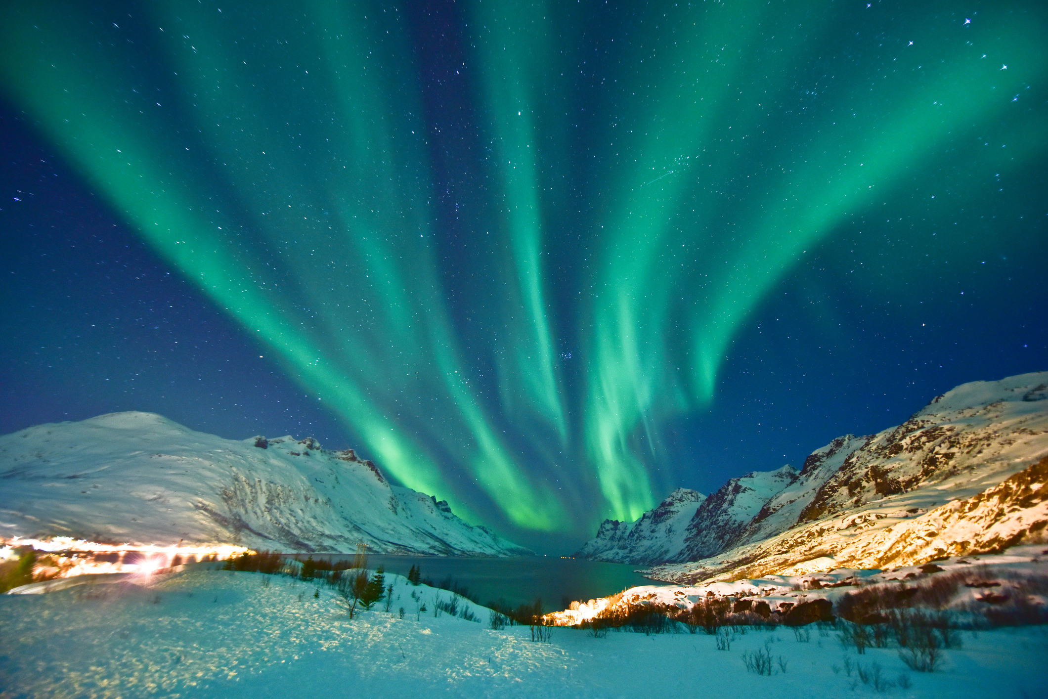 Here are 5 places to see the Northern Lights besides Iceland