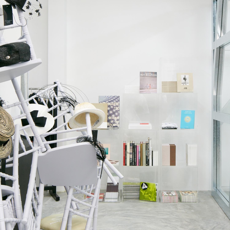 The underrated book corner