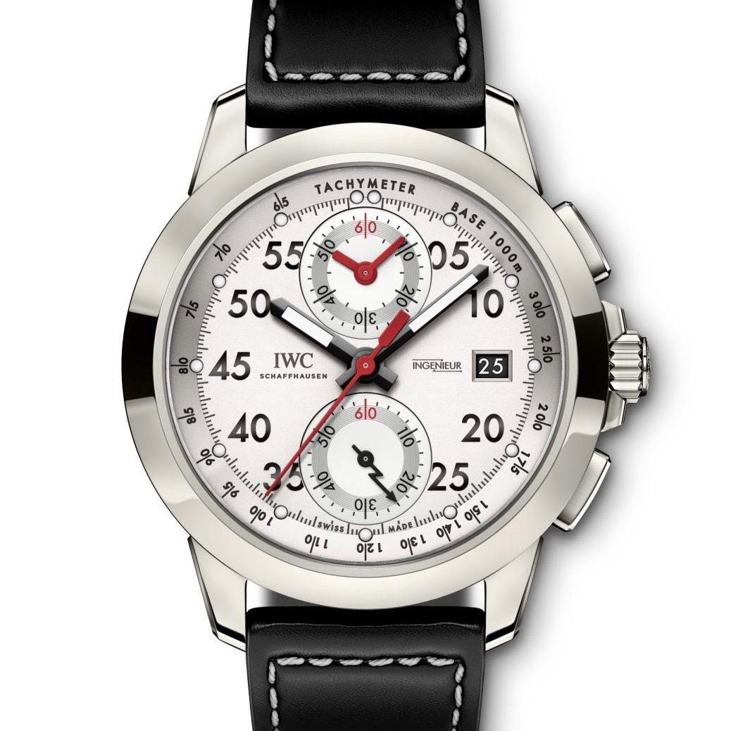 "IWC Ingenieur Chronograph Sport Edition ""50th Anniversary of Mercedes-AMG"""