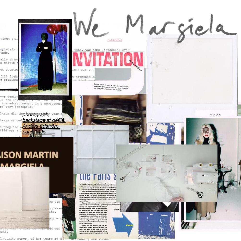 We, Margiela